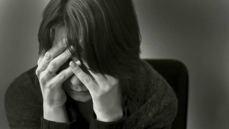 Woman-in-depression-mental health