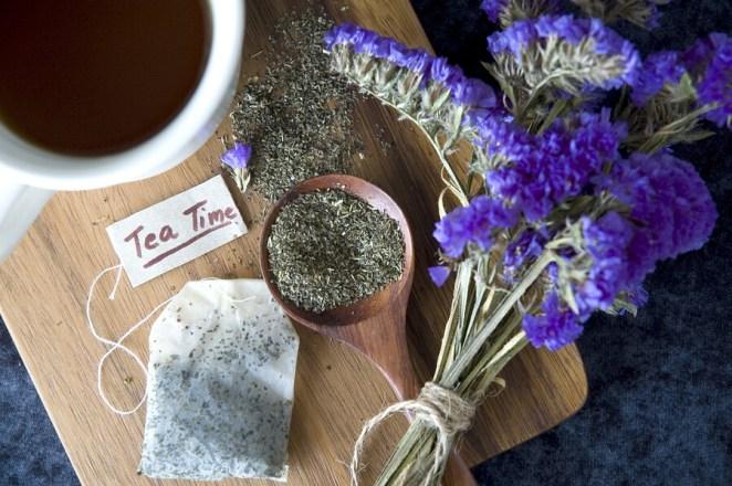 Tea for anxiety