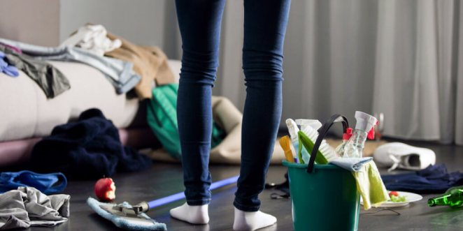 7 Ways Youre Actually Making Your House Dirtier