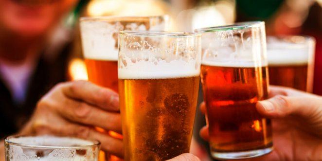 Healthy Beer_ Drinks a Week