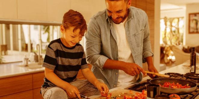 Top 10 Tips for Raising Happy, Healthy Kids_Teach Your Child