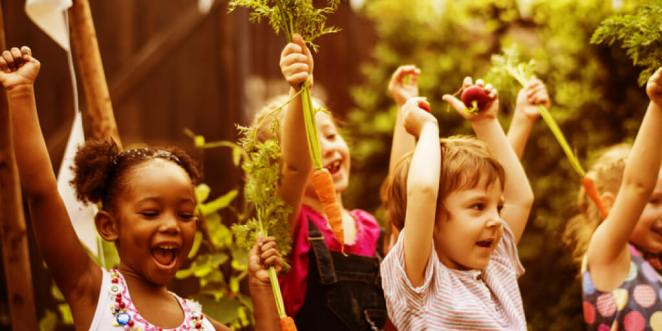 Health Benefits of a School Garden & How to Start One_Students Learn