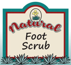 Natural, Foot Scrub, yucca, https://naturalyuccaproducts.com/body-products/
