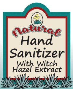 Liquid Hand Sanitizer, yucca, https://naturalyuccaproducts.com/body-products/