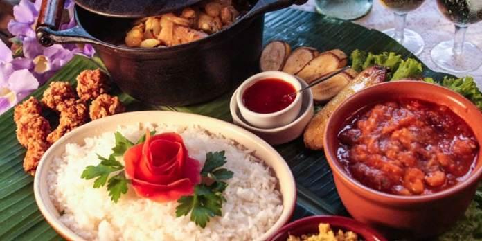 Comer e beber em Iguape foto