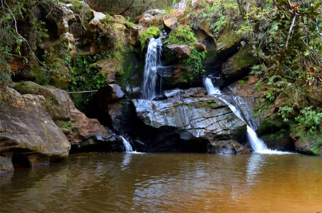 Cachoeira da Eubiose - Foto