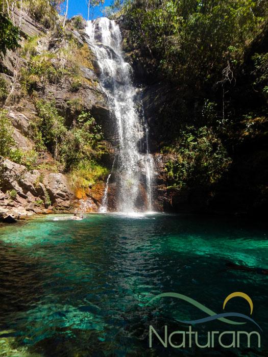 Chapada dos Veadeiros - Cachoeira Santa Bárbara