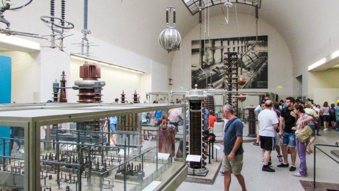 Deutches Museum Munique foto
