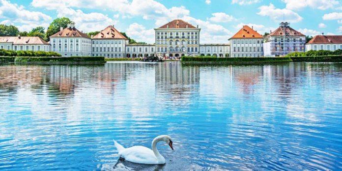 Palácio Nymphenburg Munique foto