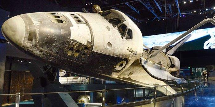 Pontos turísticos da Flórida - Kennedy Space Center foto