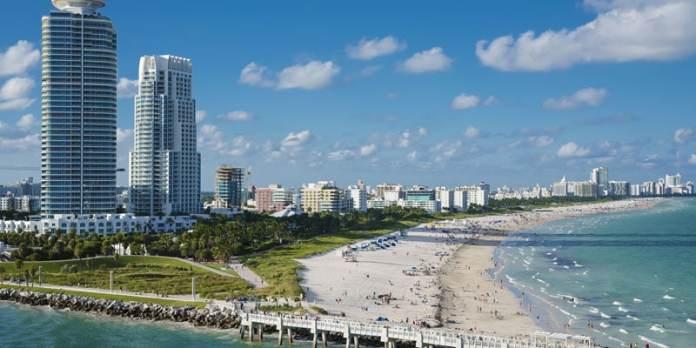Pontos turísticos da Flórida - Miami Beach foto