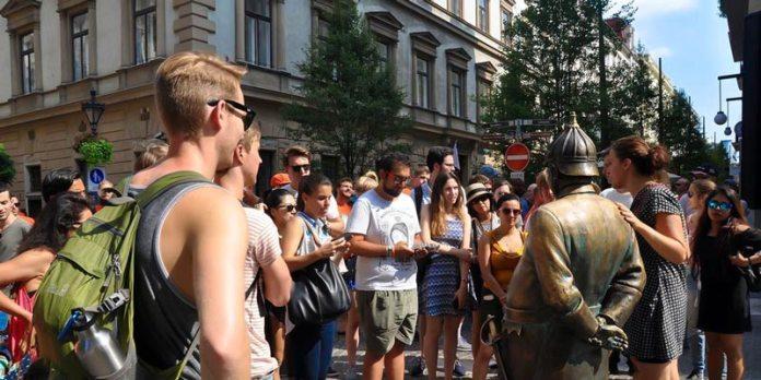 Free Walking Tour em Budapeste
