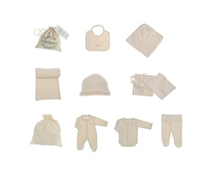 Gold - Baby Welcoming Pack (10 Pieces)