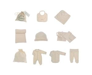 Or – Kit de Maternité (11 Pièces)