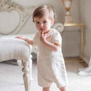 Baby Boy One-piece Romper