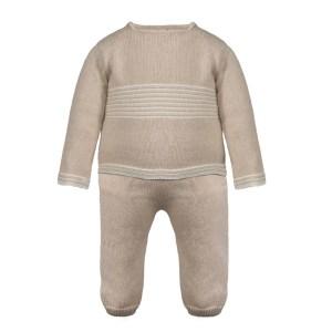 Ensemble Bébé en tricot