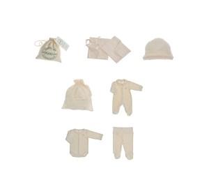 Argent - Kit de Maternité (8 Pièces)
