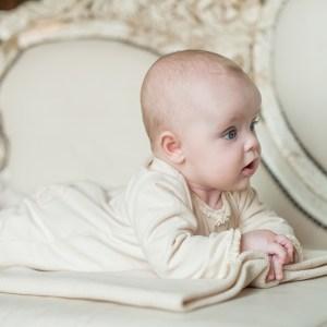 Babygrow with Ruffles