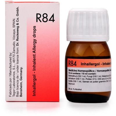 Natura Right Dr Reckeweg R 84 Natura Right