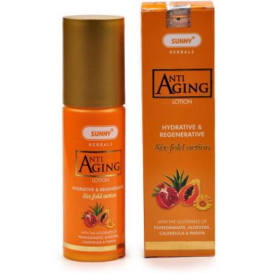 Bakson Sunny Anti Aging Lotion 80Ml Natura Right