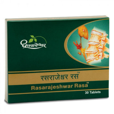 Dhootapapeshwar Rasrajeshwar Ras 30Tab Natura Right