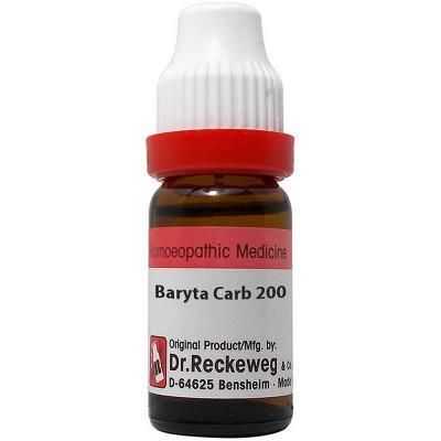 Dr Reckeweg Baryta Carbonicum 200 Ch 11Ml Natura Right