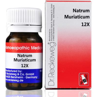 Dr Reckeweg Natrum Muriaticum 12X 20g