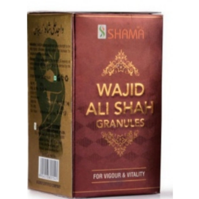 New Shama Wajid Ali Shah Powder 100G Natura Right
