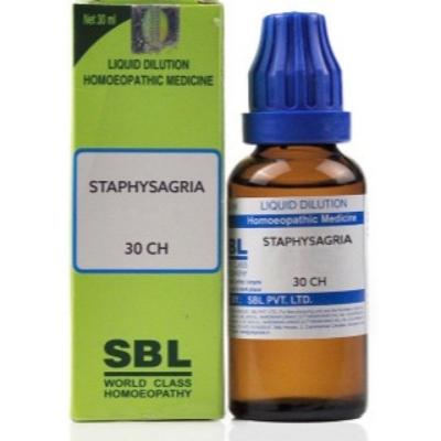 Sbl Staphysagria 30 Ch