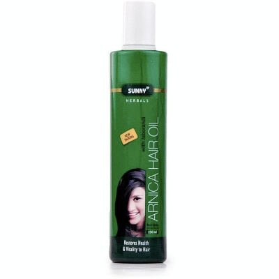 Bakson Sunny Arnica Hair Oil 250Ml Natura Right