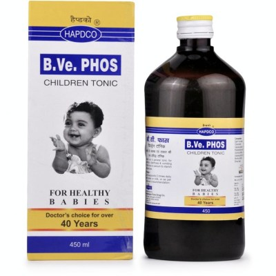 Hapdco Bve Phos Syrup 450Ml Natura Right