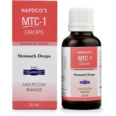 Hapdco Mtc 1 Stomach Drops 30Ml Natura Right