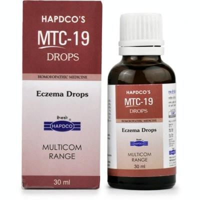 Hapdco MTC 19 Eczema Drops 30ml