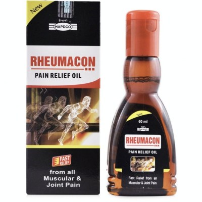Hapdco Rheumacon Oil 60Ml Natura Right