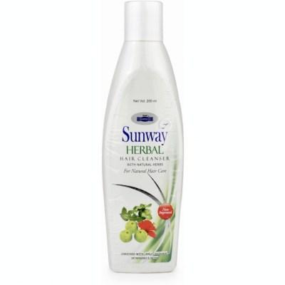 Hapdco Sunway Herbal Hair Cleanser 200ml