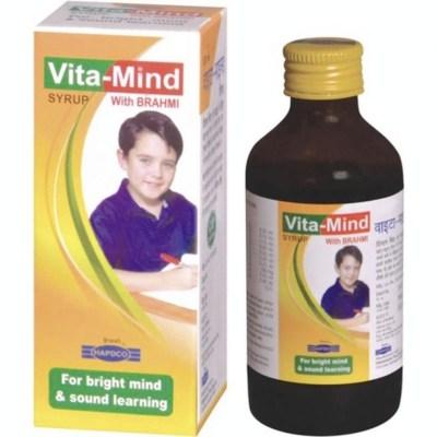 Hapdco Vita Mind Syrup 200Ml Natura Right