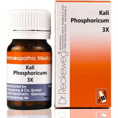 Dr. Reckeweg Kali Phosphoricum 3X