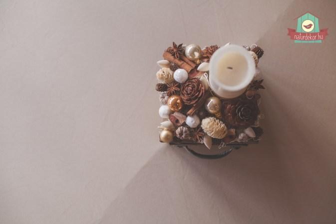 Karácsonyi dekoráció, Petneházy Club