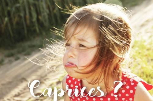 Caprices d'enfant : comprendre pour mieux les gérer
