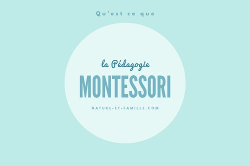 La pédagogie Montessori : les grands principes