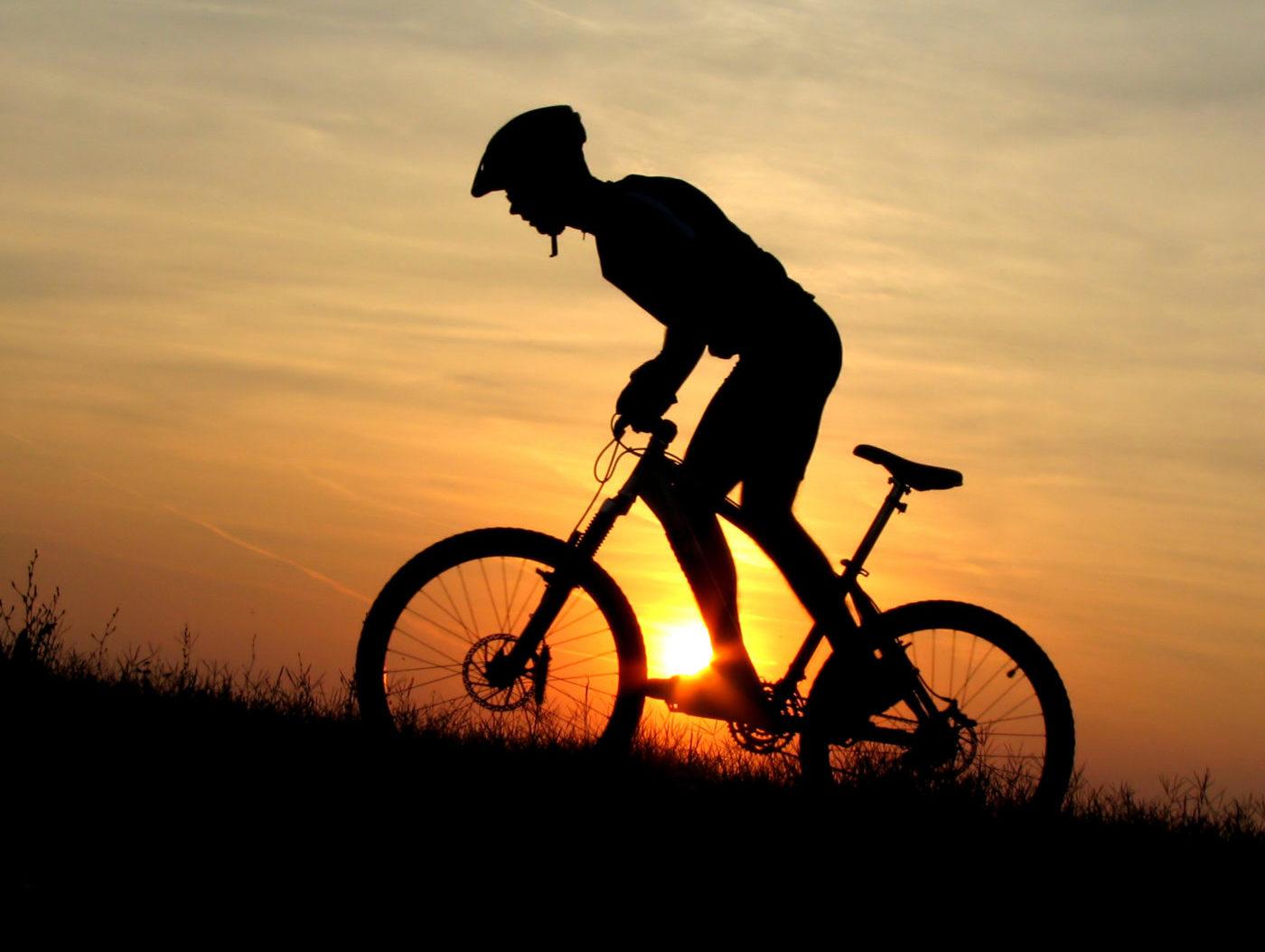 Vélo tout terrain dans le Jura