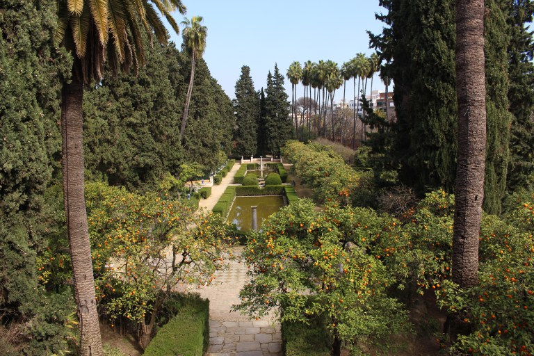 Jardins de Grenade
