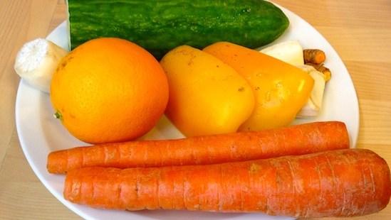 Manger des légumes autrement!