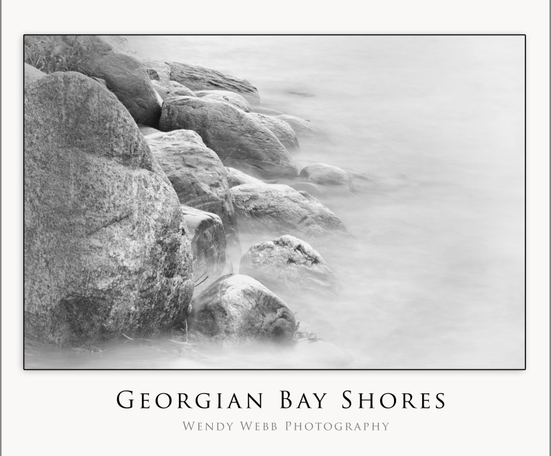 Georgian Bay shores