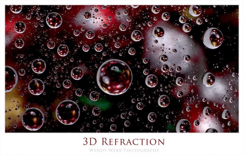 3d refraction