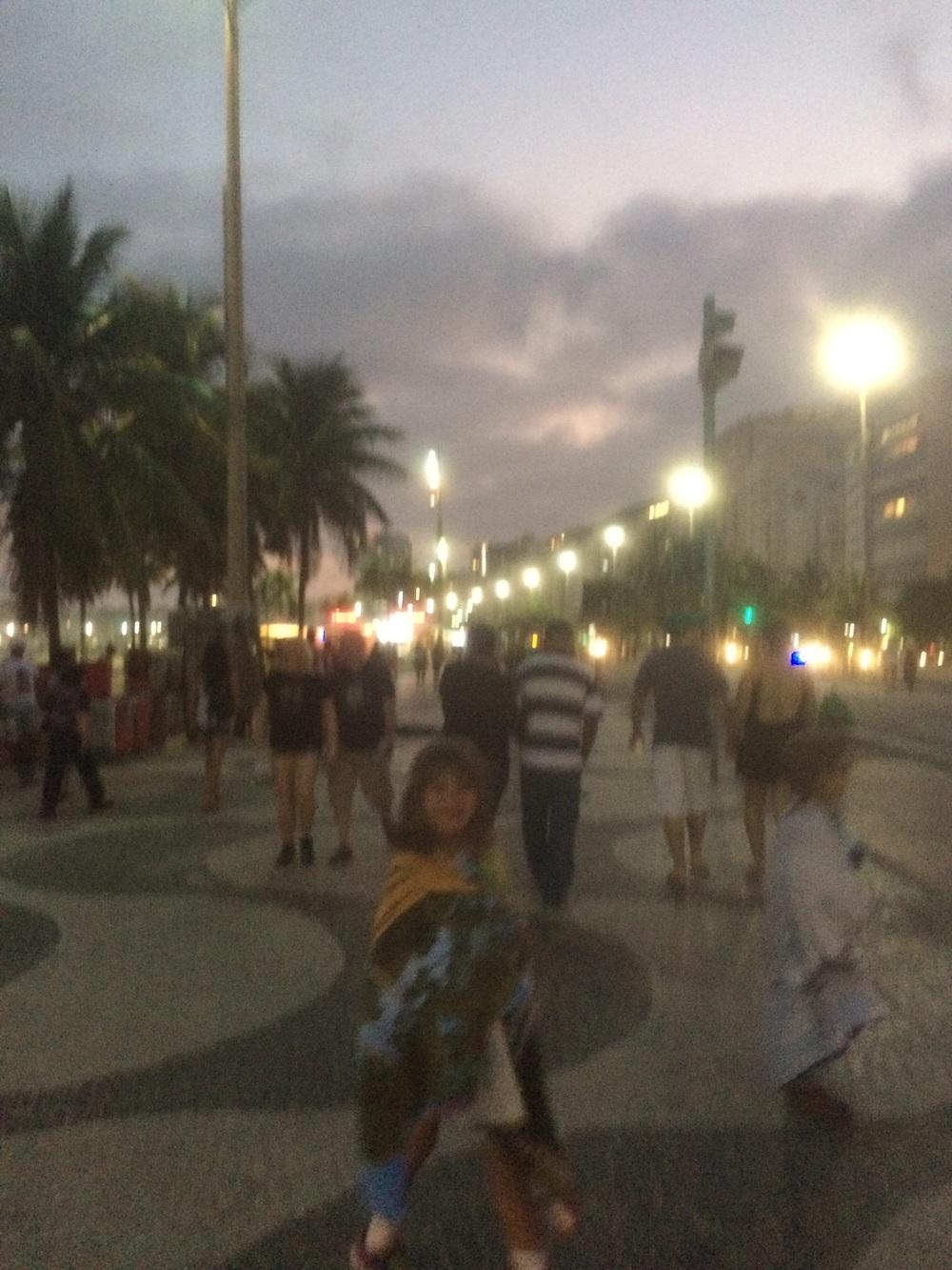 Sunday night @ Copacabana