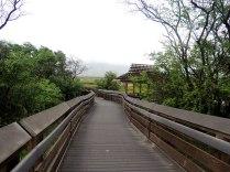 Kealia Pond-National Wildlife Refuge Boardwalk