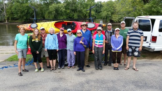 Paddle Trip – Rock River Fur Traders Run – Beloit to Macktown @ Nature At The Confluence