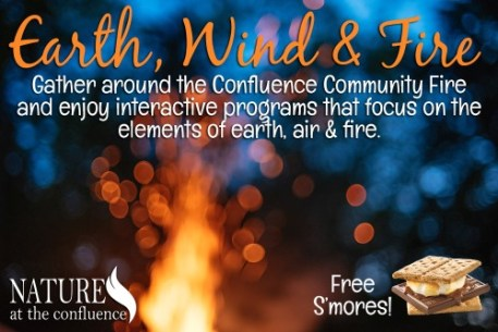 From Earth and Fire: Pottery ~ An Earth, Wind & Fire Community Fireside Program @ Nature At The Confluence Campus