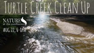 Turtle Creek Cleanup & Clearing at the Confluence @ Nature at the Confluence